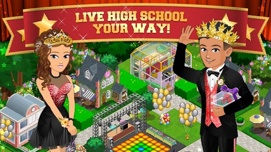 Download High School Story