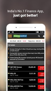 Download Moneycontrol Markets on Mobile