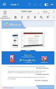 Download OfficeSuite Pro + PDF (Trial)