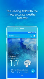 Download Weather by eltiempo.es
