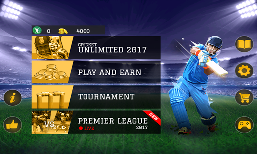 Download Cricket Unlimited 2017