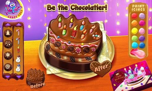 Download Chocolate Maker Crazy Chef