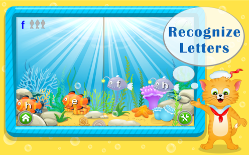 Download Learn ABC Letters with Captain Cat