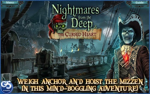 Download Nightmares from the Deep®: The Cursed Heart