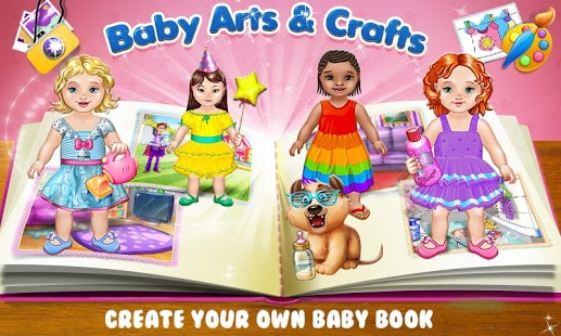 Download Baby Arts & Crafts