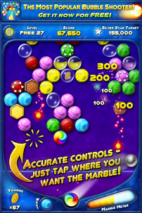 Download Bubble Bust! HD Bubble Shooter