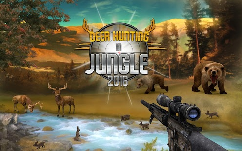 Download Deer Hunting in Jungle 2017 - Sniper Deer Hunter