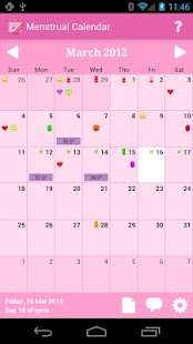 Download Menstrual Calendar
