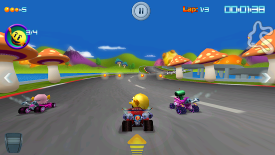 Download PAC-MAN Kart Rally by Namco