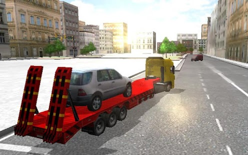 Download Truck Parking Simulator