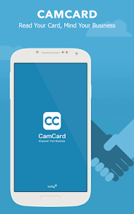 Download Free Download CamCard Free - Business Card R apk