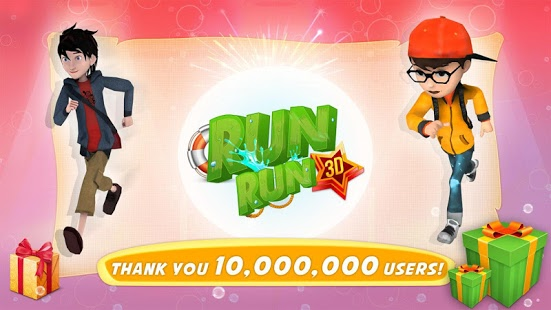 Download Free Download RUN RUN 3D apk