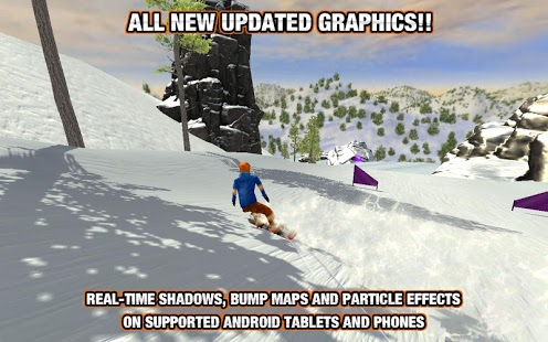 Download Free Download Crazy Snowboard apk
