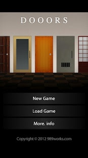 Download Free Download DOOORS - room escape game - apk