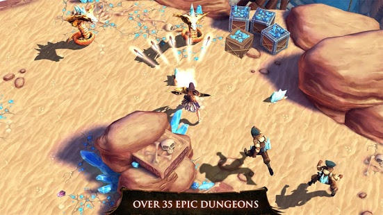Download Free Download Dungeon Hunter 4 apk