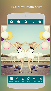 Download Free Download Mirror Photo:Editor&Collage (HD) apk