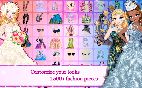 Download Free Download Star Girl - Fashion, Makeup & Dress Up apk