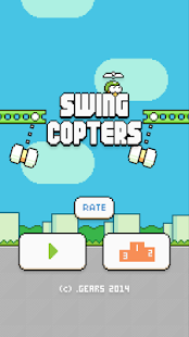 Download Free Download Swing Copters apk