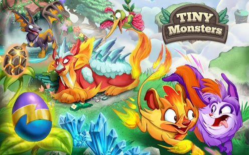 Download Free Download Tiny Monsters apk